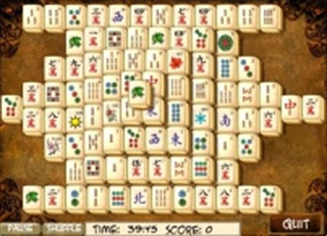 Der, fluch des Morxius - Mahjong, spiele