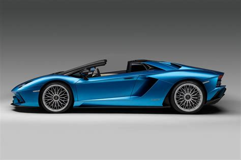 lamborghini aventador s roadster at 2017 frankfurt motor show pictures prices specs by car