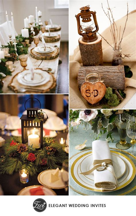 hottest trends   winter wedding ideas