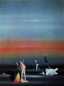 145 best Yves Tanguy (Surrealism) images on Pinterest ...
