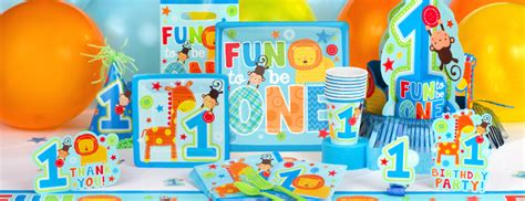 wild   boys st birthday party supplies party delights