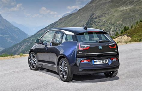2018 Bmw I3 Lci On Sale In Australia In January, Prices
