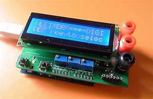 Utilisation D Un Multimètre Digital : diy fabriquer un multim tre num rique base d 39 arduino semageek ~ Gottalentnigeria.com Avis de Voitures