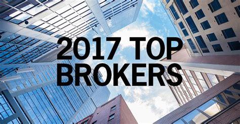 top brokers 2017 top brokers national real estate investor