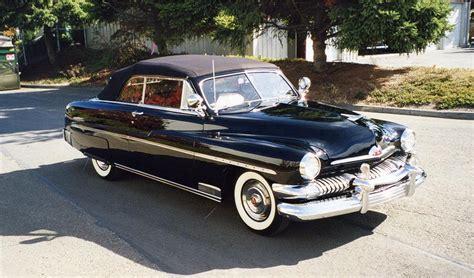 1951 MERCURY MONTEREY CONVERTIBLE - 43573