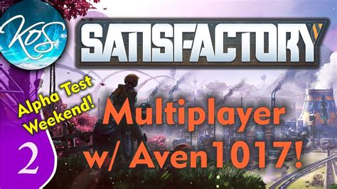 For single player it's in quite a. Satisfactory Ep 2: SMELTING UP A STORM - MULTIPLAYER with ...