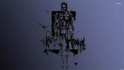 Solid Gear Metal Snake Wallpapers Eater Mgs
