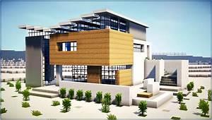 Maison A Part : minecraft how to build modern beach house part 4 ~ Voncanada.com Idées de Décoration