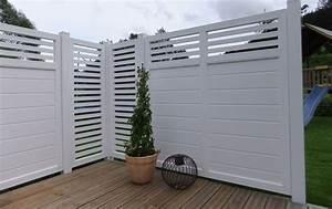 Design Sichtschutz Auf Terrasse
