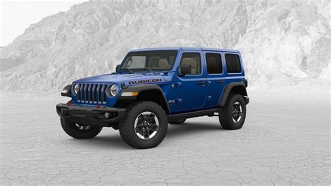 jeep wrangler jl colors motaveracom