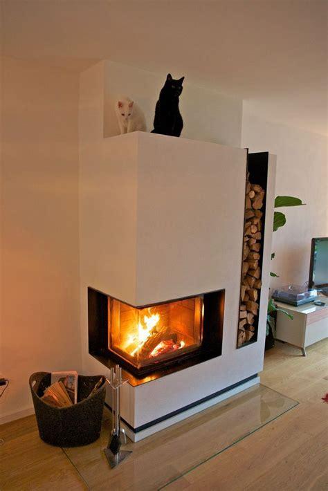 Kamin In Ecke by Best 25 Corner Fireplaces Ideas On Basement