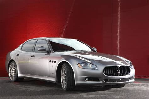 Maserati Quattroporte Sport Gt S Wins Best Luxury Car