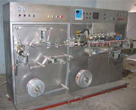 abl  pbl laminate tube making machine