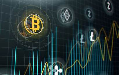 Cryptocurrency Blockchain Bitcoin Dice Fall