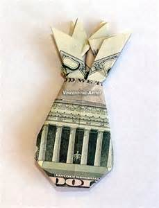 Money Origami Dollar Bill