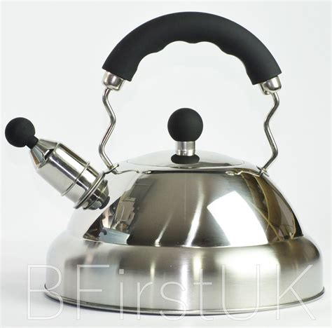 kettle stove gas induction whistling electric teapot steel stainless