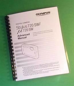 Laser 8 5x11 Olympus 720 Sw Stylus 720 Sw Camera 83 Page