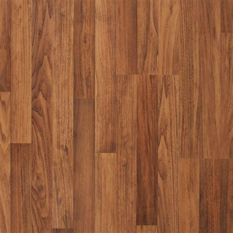 lowes flooring wood laminate shop allen roth 7 96 in w x 47 64 in l toasted butternut embossed laminate wood planks at