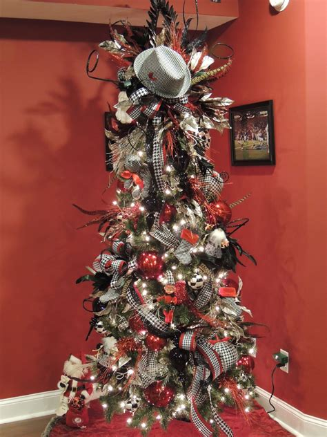 alabama tree roll tide christmas alabama crimson tide