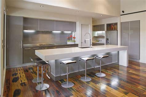 modern island kitchen modern kitchen designs that will rock your cooking