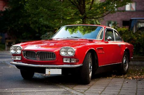 1964 Maserati Sebring #1960s #cars  1960s Luxury Cars