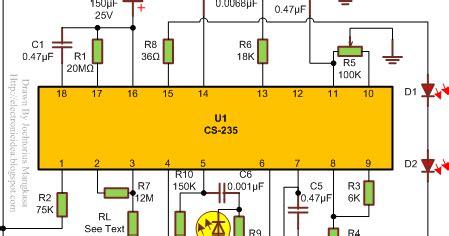 Smoke Detector Electronic Idea