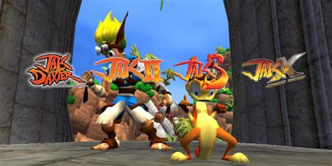 Jak And Daxter Ps2 Classics Announced