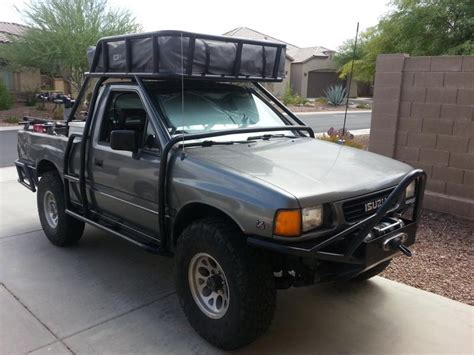 sale  isuzu pickup  arb expedition vehicle