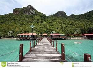 Bohey, Dulang, Island, Semporna, Sabah, Malaysia, Stock, Photo