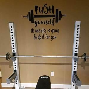 100+ [ Wall Decals For Home Gym ] Popular Home Gym Decor