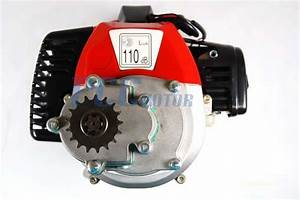 33cc Engine 2 Stroke Motor Pocket Bike 1e36f En01