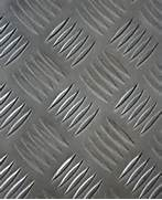 Steel Checker Plate 3mm  Steel