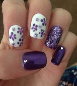 20 Simple & Easy Spring Nails Art Designs & Ideas 2017 ...