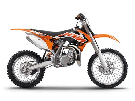 2015 Ktm 85 Sx  Motorcycle Review @ Top Speed