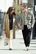 olivia cooke and boyfriend ben hardy go out for a romantic ...
