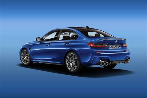 2020 Bmw M3 G80 Makes Early Debut In...photoshop
