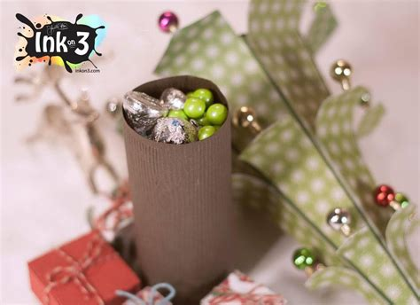 This project is compatible with any cutting machine and software combination that allows you to import svg files, such as cricut design space, sure cuts a. Christmas Tree Box 3D SVG Cut File Kit