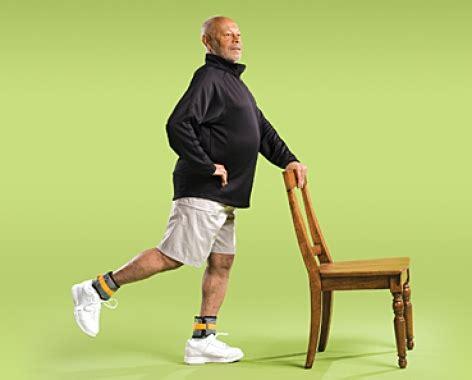 Chair Leg Raises Benefits by Back Leg Raise Go4life