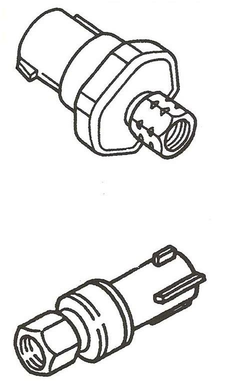 high  ac pressure cut  switch mdh motors