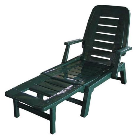 bain de si鑒e bain de soleil vert multipositions en résine trigano store