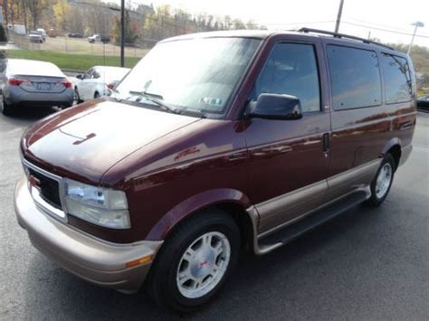 books on how cars work 2005 gmc safari electronic throttle control buy used 2005 gmc safari slt awd leather captain chairs 58k miles clean carfax video 4x4 in
