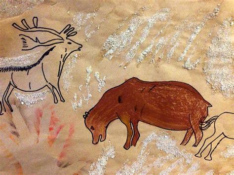 cave paintings ms rinehuls visual arts
