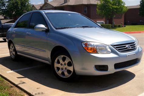 2007 Kia Spectra 5 Sx Hatchback