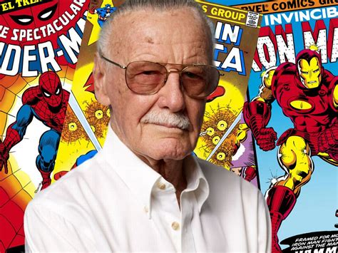 quotes  stan lee   fans  forget geeks