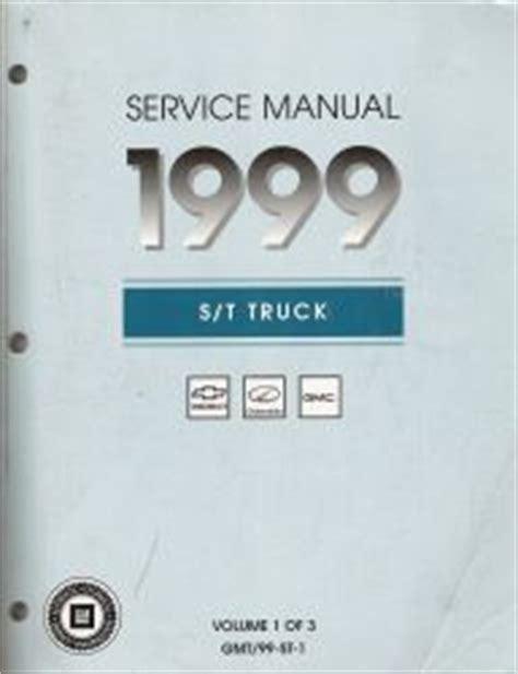 book repair manual 1998 gmc jimmy parental controls 1999 chevrolet s10 blazer gmc sonoma jimmy envoy oldsmobile bravada s t platform factory