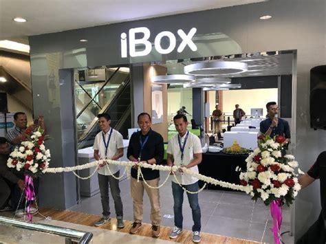 pusat layanan apple ibox dibuka  menteng tekno tempoco