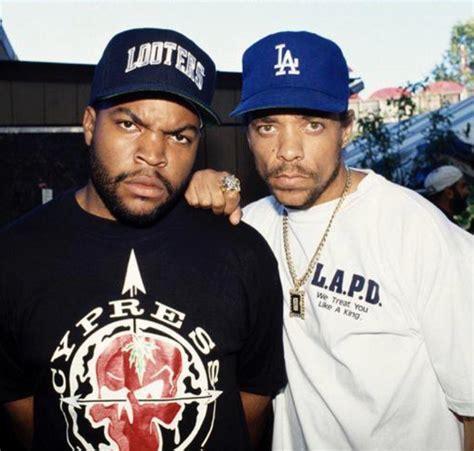 Ice Cube & Ice T ~1992 : OldSchoolCool