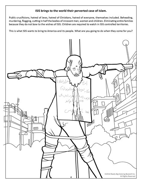 St. Louis Publisher Rereleases Anti - Terrorism Coloring