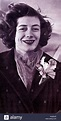 Photographic portrait of Sarah Churchill (1914-1982) a ...