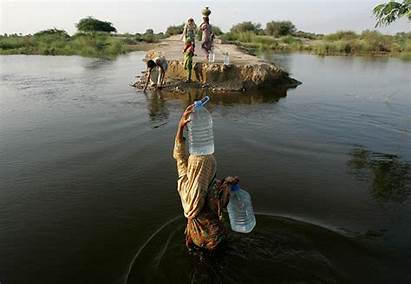 Pakistan Indus River Water India Drinking Indian